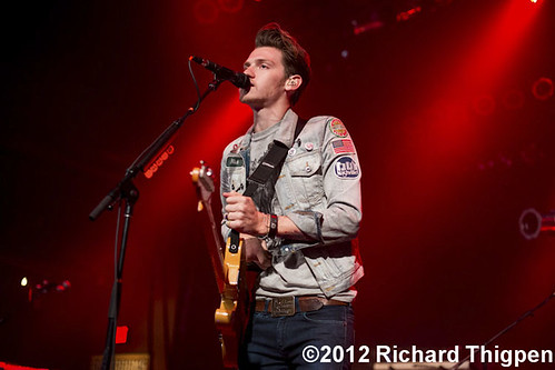 A Rocket To The Moon - 05-11-12 - The Fillmore Charlotte, Charlotte, NC