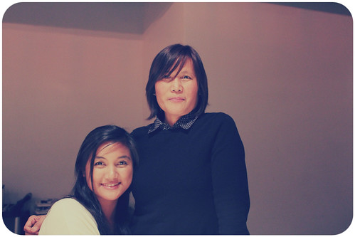 Mom thank-you for giving me life and unconditional love :) ♥