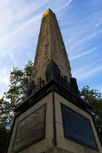 Cleopatra's Needle, London, Nellu Mazilu, obelisk