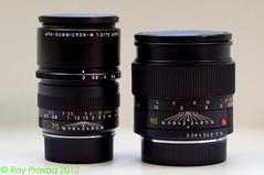 Leica 75/2 APO Summicron-M ASPH