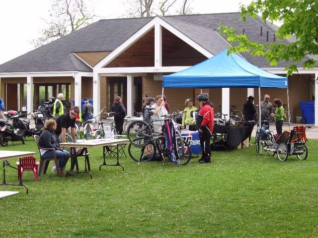 photo of Bikefest ptbo 2012
