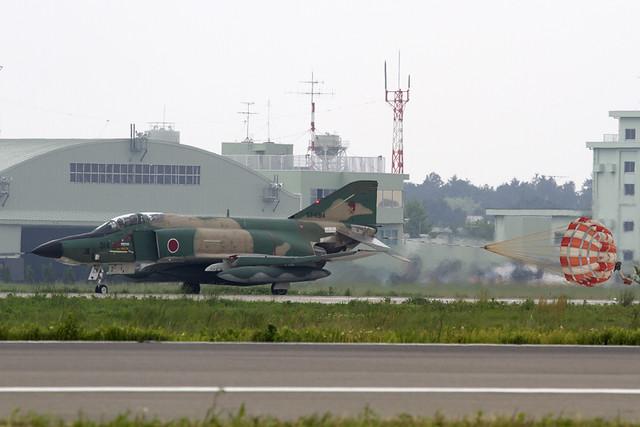 JASDF RF-4E 501SQ