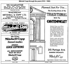 Mitchell Copp Ads