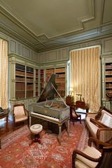 Cheverny Library