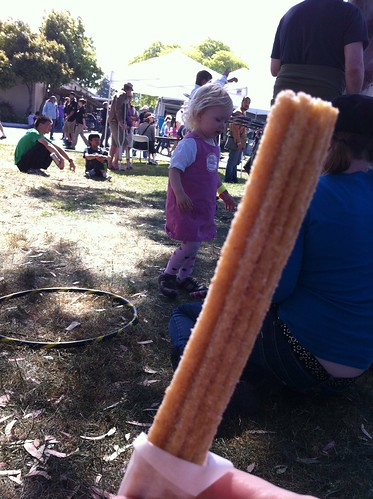 Maker Faire 2012: Churros & Shorty Hoopers by Sanctuary-Studio