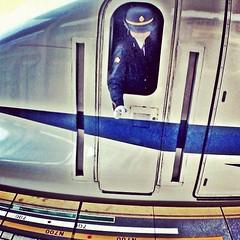 Shinkansen 三島駅 #olloclip