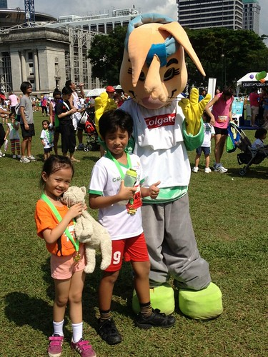 Kids Run 2012