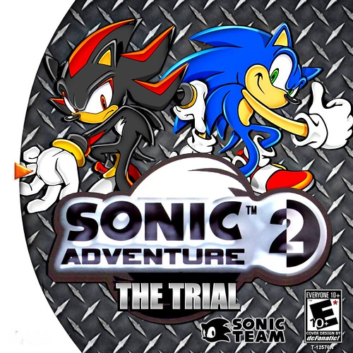 Sonic Adventure 2 The Trial Custom (White) by dcFanatic34