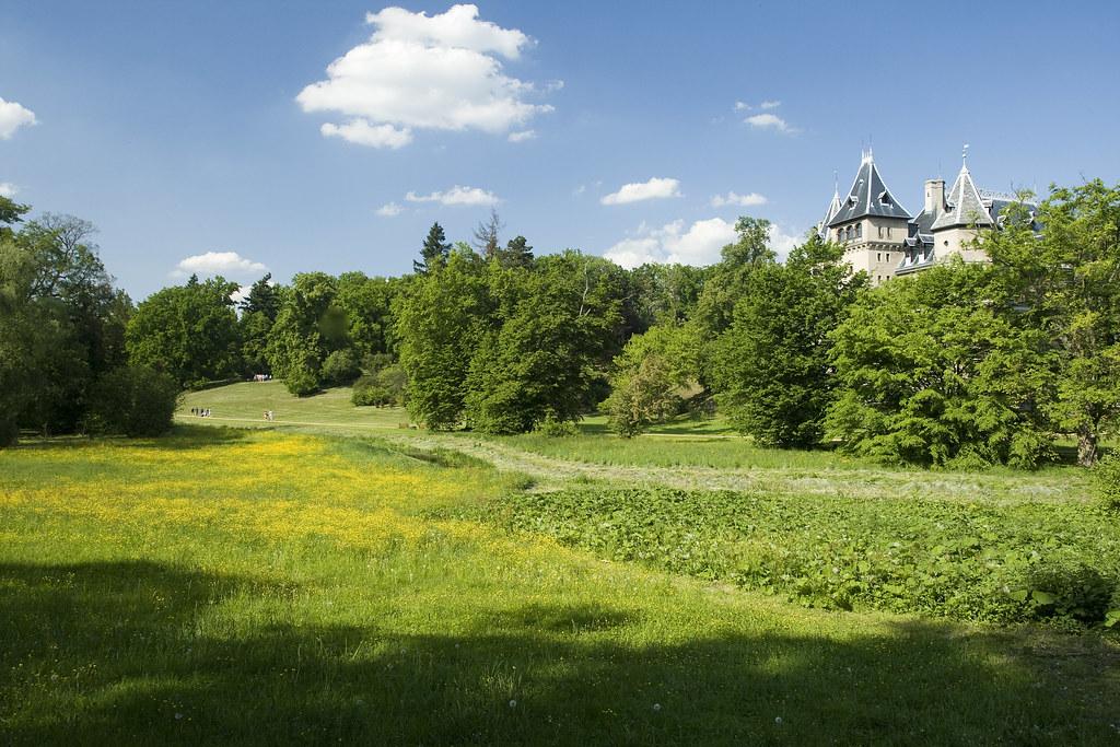 Castle in Gołuchów