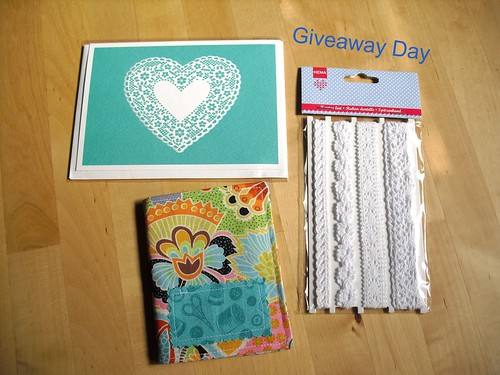 Giveaway Day May 2012
