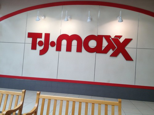 TJMaxx - Foothills Mall Maryville, TN