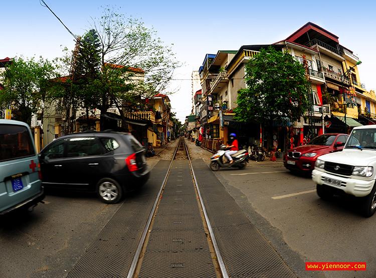 Hanoi Town Railway