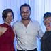 Liz Fraser, MSN + Al Jamison, Starcom - Joint winners of MediaWork's Inspiring Individual Award