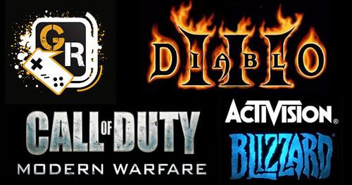 Diablo 3 pardavimų rekordai ir Modern Warfare