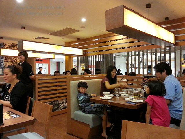 gyu-kaku Japanese BBQ restaurant (2)