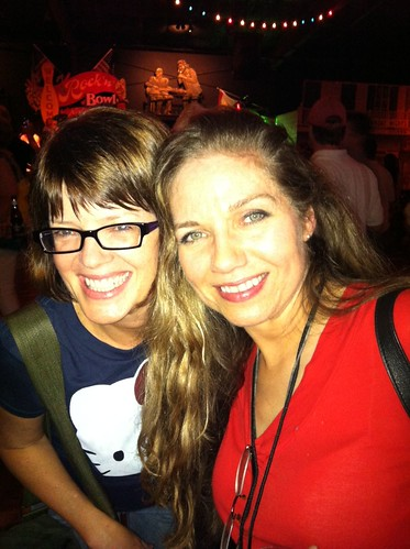 Michelle Gould and Donnah Youngblood by Postcards from UAC