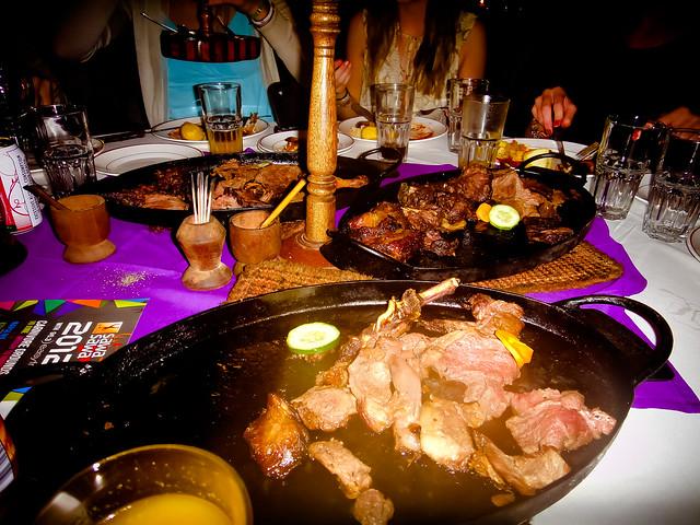 Farewell Dinner @ Carnivore (1)