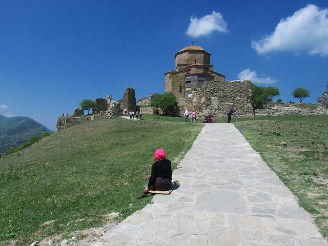 Mtskheta, Jvari Monastery