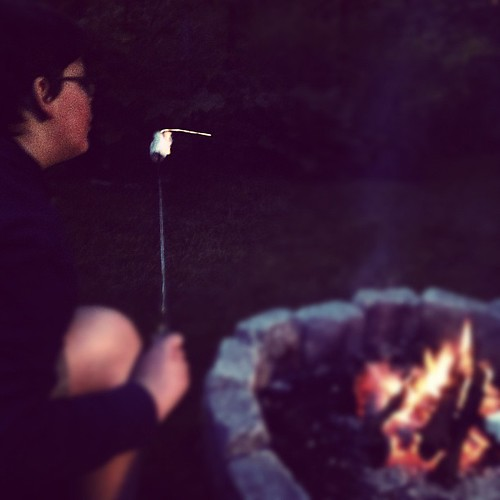 blowing on marshmallows #rituals #eats #teen