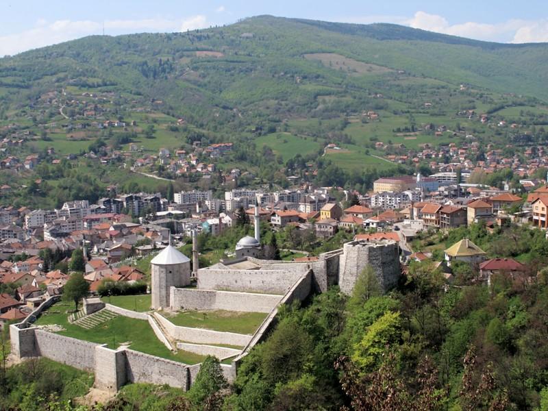 Vieille Ville@Travnik