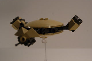 Alien Heavy Destroyer Drone