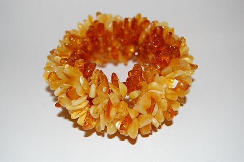 Romulis amber Latvia