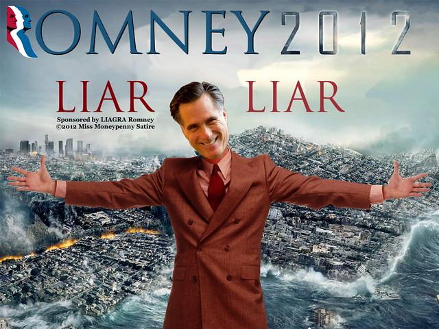 liar   liar  romney