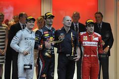 MONACO F1 GRAND PRIX 2012