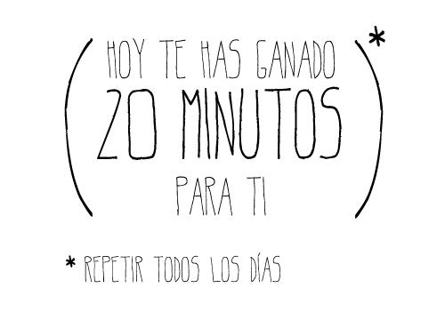 20min para ti