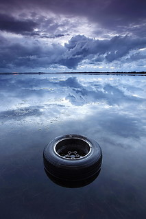 The Floating Wheel