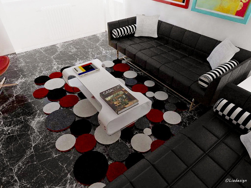 Mammeonline leggi argomento marmo s marmo no for Pavimenti in graniglia e arredamento moderno