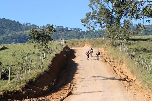 Trilha de Mountain Bike - Pedra da Lua - Andradas -5