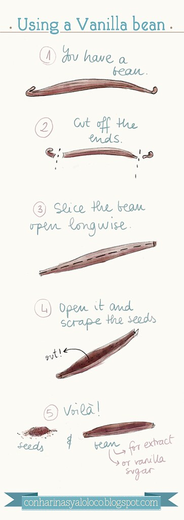 How to use a Vanilla Bean