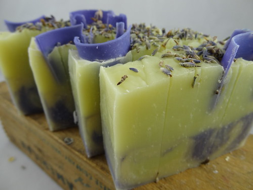 Lavender Soap May 2012 (1)