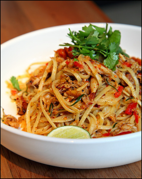 spicy-crabmeat-pasta
