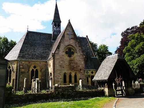 St. Kessog's Church, Luss