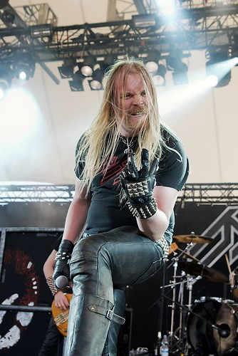 Ram @ Rock Hard Festival 2012 by Joachim Ziebs