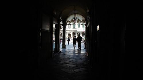 Approaching Piazza San Marco