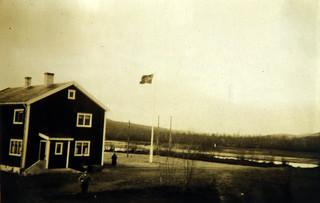 Ukjent sted, antakelig Finnmark 1941