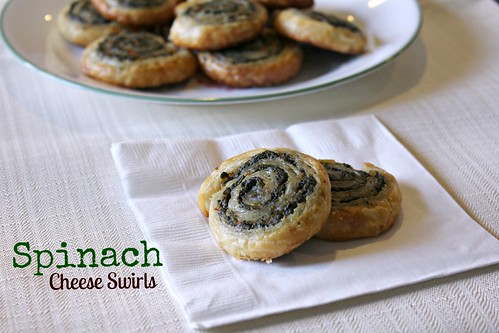 Spinach Cheese Swirls Best Of Wardah