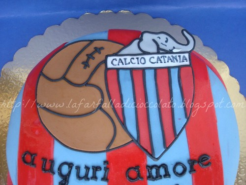 Torta Scudetto Ct