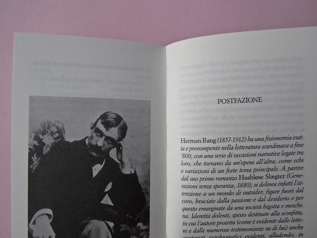 Herman Bang, La casa grigia, Iperborea 2012; [resp. grafiche non indicate]. P. 178-179 (part.), 1