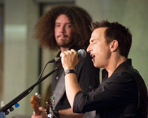 Colin James at FCP, Toronto