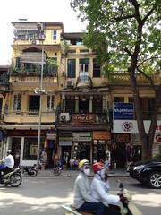 Streets of Hà Nội