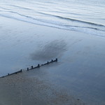 Shanklin Beach Dec 2011