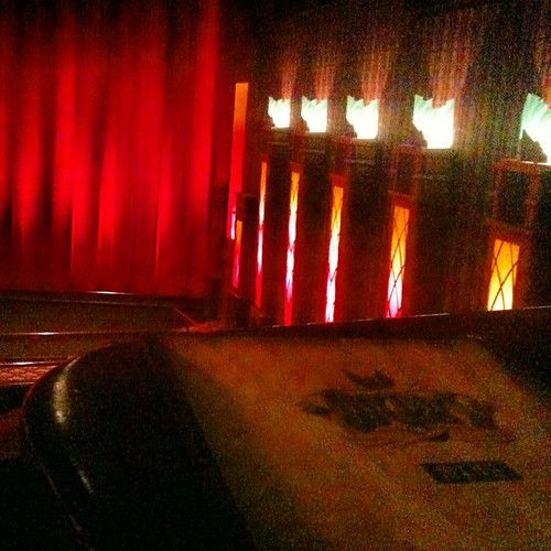 The Warren Theater in Moore, Oklahoma