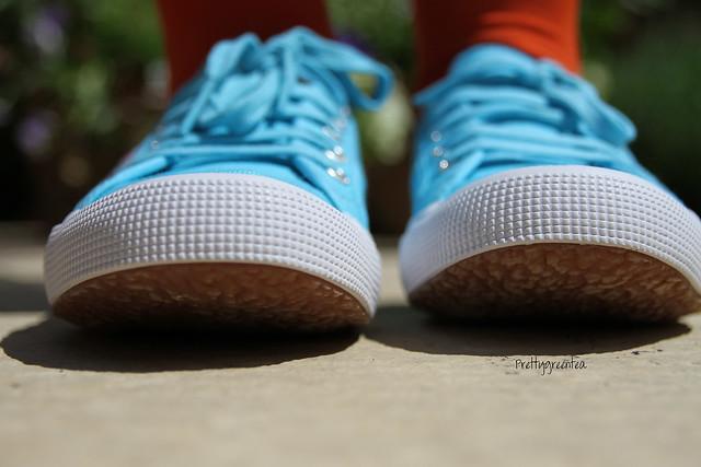Prettygreentea shoes superga