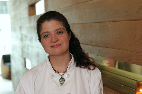 Butter's Executive Chef Alex Guarnaschelli, credit Bill Durgin