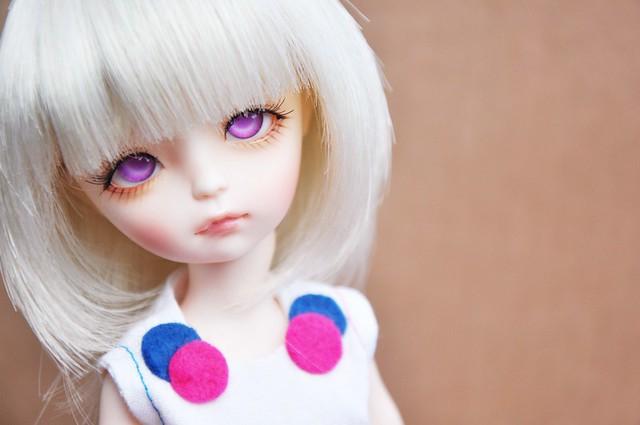 ADAD June #19 Love her little face