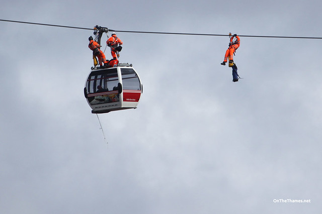 Cable Car Practice Rescue